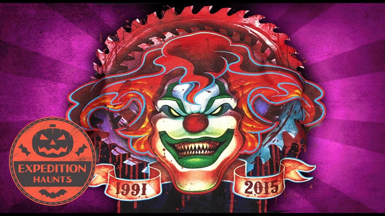 The History of Jack The Clown: Halloween Horror Nights First Original Icon  | Expedition Haunts