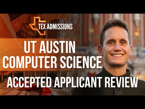 Admitted Computer Science Admissions File Review