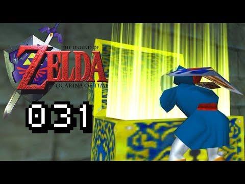 GIB' MIR EIN HERZ - Lets Play Zelda Ocarina of Time Gameplay #031 Deut...