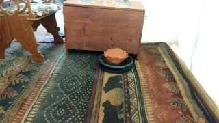 Potrero War 2015 Ruby Roomba cleans up 2