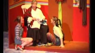 Coatbridge College - Ian Bannen Theatre - Snow Queen Story