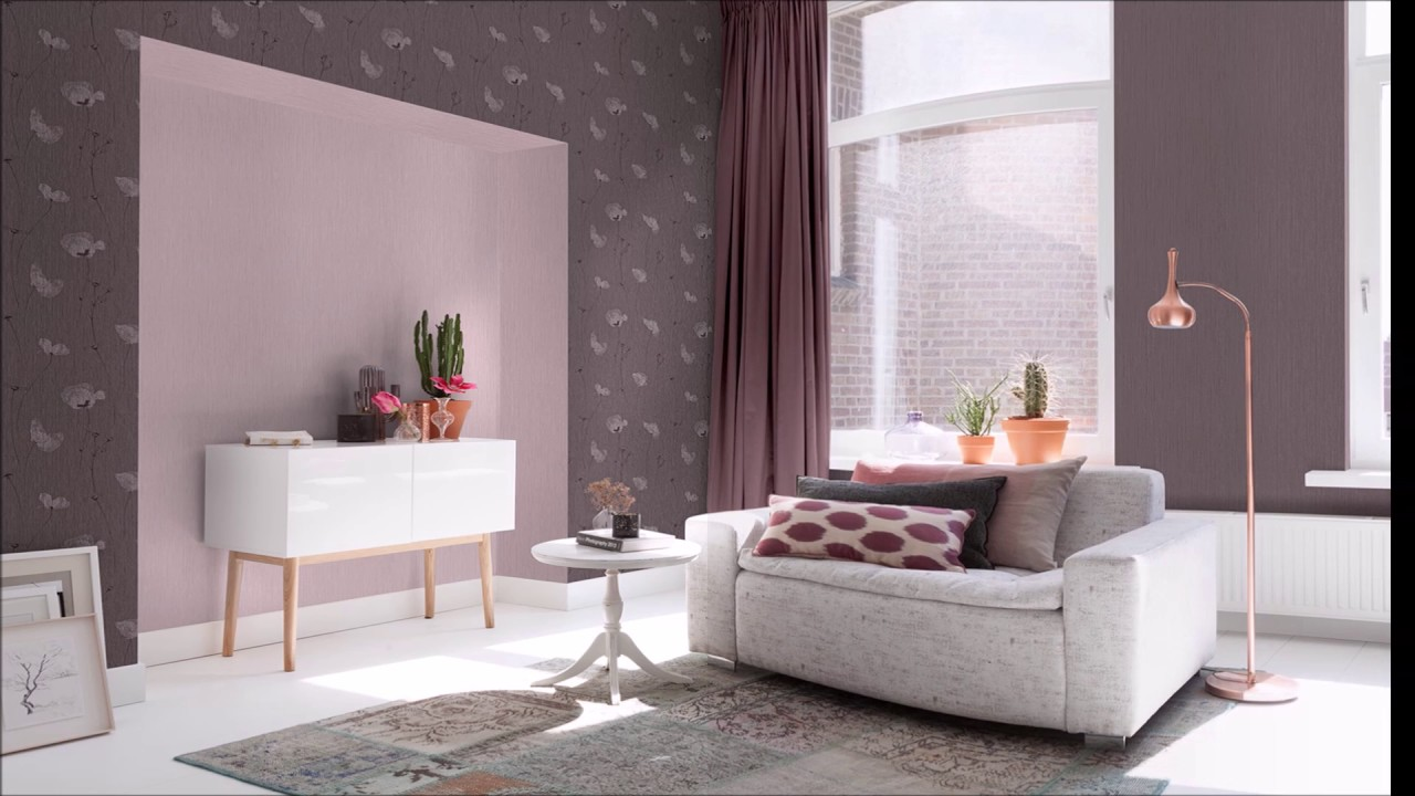 Amelie Wallpaper Collection Sold By Euro Home Decor In Toronto Youtube