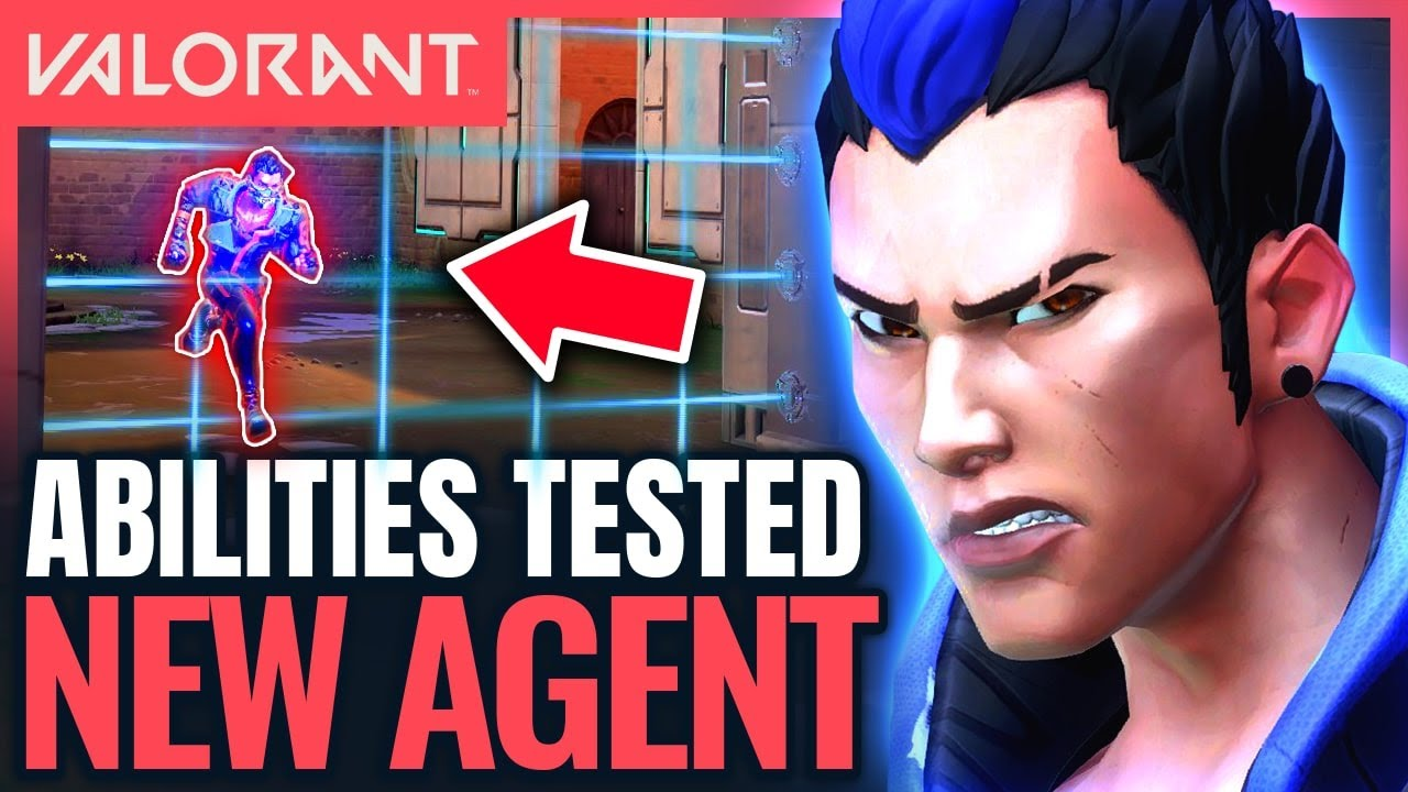 Download VALORANT | New YORU Gameplay - All Ability Interactions (New Agent Episode 2)