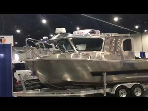 Xtaero Aluminum Boats Anchorage Boat Show