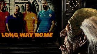 Смотреть клип Twelve Foot Ninja - Long Way Home