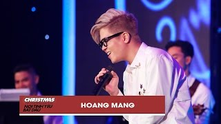 hoang mang - bui anh tuan  christmas live concert official video