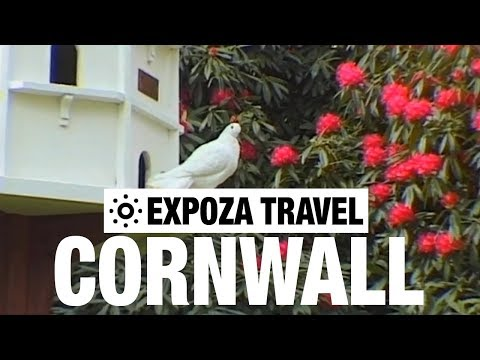 The Exotic Gardens of Cornwall (United Kingdom) Vacation Travel Video Guide