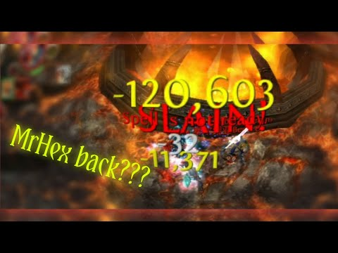 MrHex - Tank PvP 2020 |Order And Chaos Online|