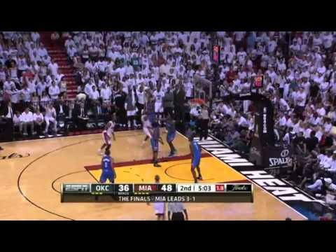 Miami Heat's Mike Miller 7 3's NBA Champion
