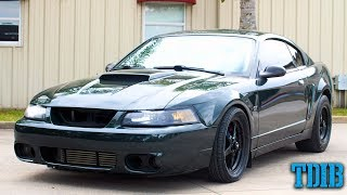 TURBOCHARGED 2001 Bullitt Mustang Review - The Forgotten Mustang