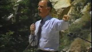 Gov. Jerry Brown at UCSC-1992