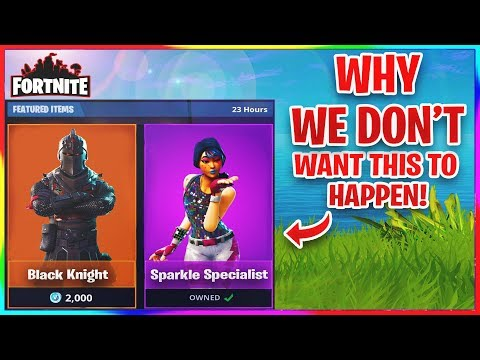 *THIS* Is Why People DON'T Want Season 2 Skins to Return in Fortnite! | Fortnite Discussion