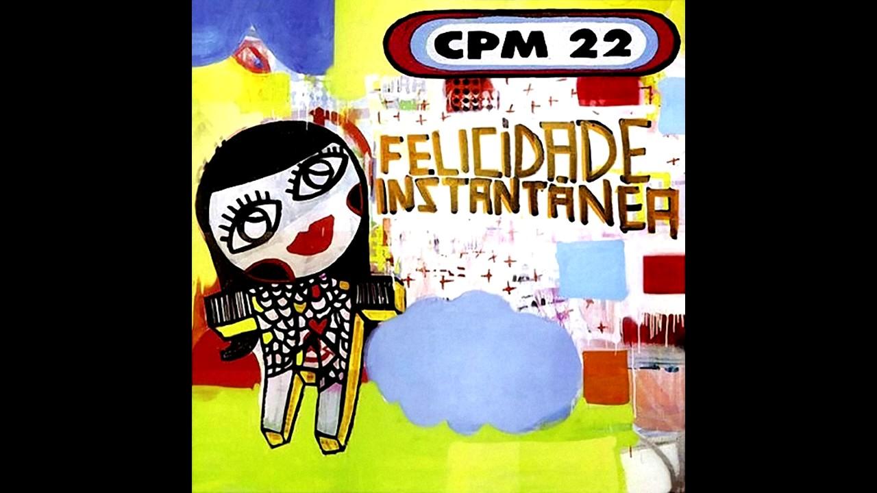 cd completo cpm 22 felicidade instantanea