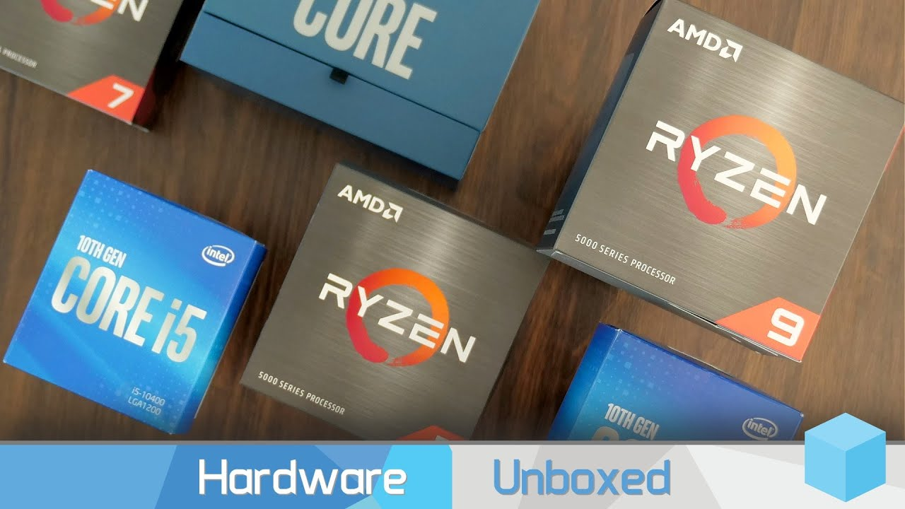 Top 5 Best CPUs, You Can Buy Right Now! [Jan 2021]