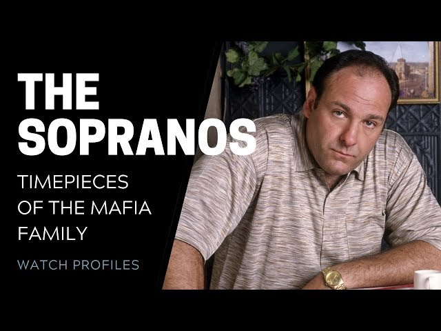 The Watches on The Sopranos | SwissWatchExpo [Watch Collection]