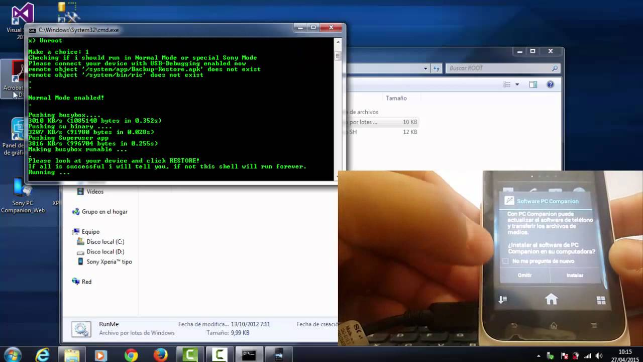 Cwm Installer Apk Xperia Tipo - milkxsonar