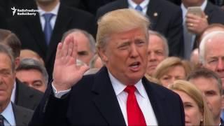 Trump Sworn In As 45th U.S. President