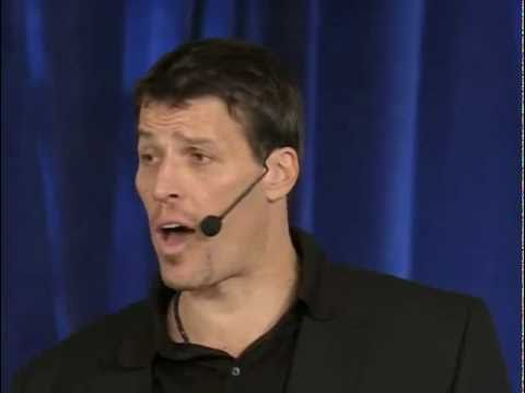 Anthony Robbins: Find Your True Gift and Maximise Your Career