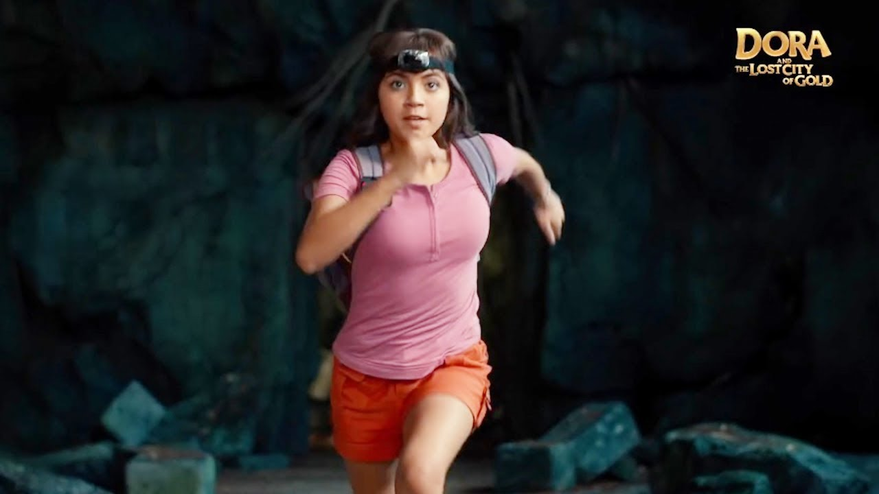Download Dora and the Lost City of Gold (2019) Review Movies | KAUM BEAX