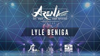 Lyle Beniga | Arena LA 2018 [@VIBRVNCY Front Row 4K]