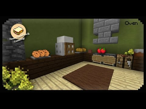 minecraft how to make a working oven