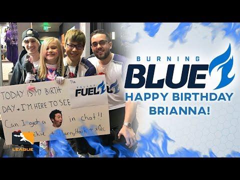 Burning Blue - Episode 3 - Happy Birthday Brianna!