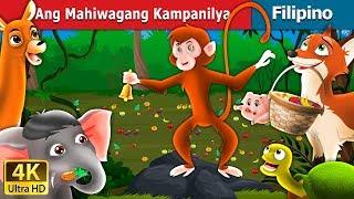 Ang Mahiwagang Kampanilya | Kwentong Pambata | Filipino Fairy Tales
