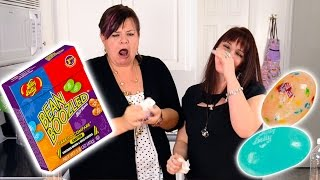 bean boozled challenge jelly belly jelly beans from cookies cupcakes and cardio