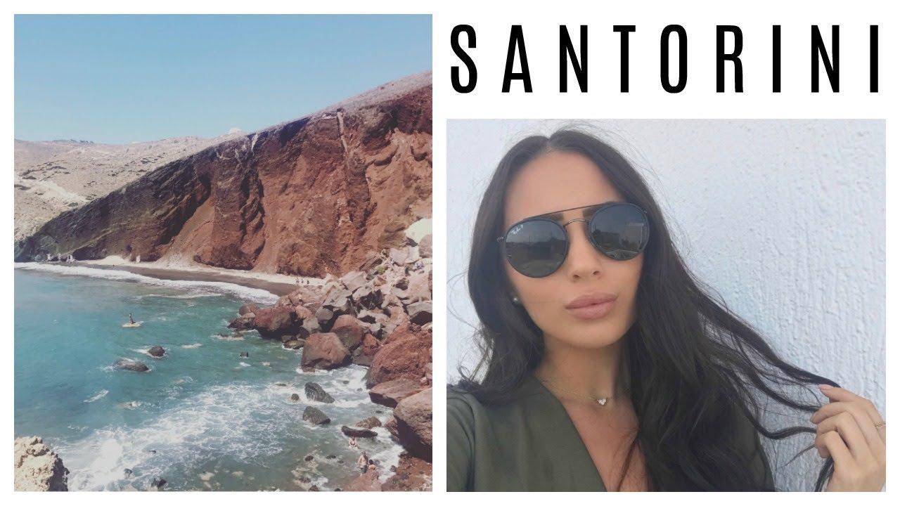I Fell In Love With Santorini Vacation Prep Vlog