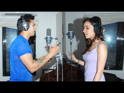 Varun Dhawan, Shraddha Kapoor Record ABCD 2 Song BEZUBAAN PHIR SE