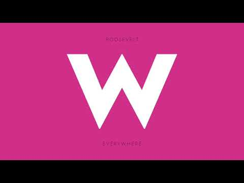 Roosevelt - Everywhere (Official Audio)