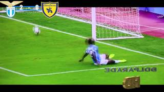 Lazio-Chievo 3-0 - Highlights SKY HD - © Lega Serie A ©