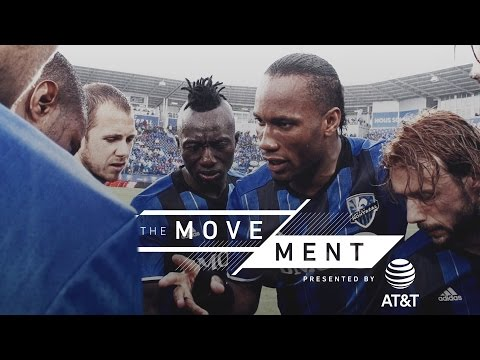 Drogba the King, Hip-Hop & Montreal Soccer Culture