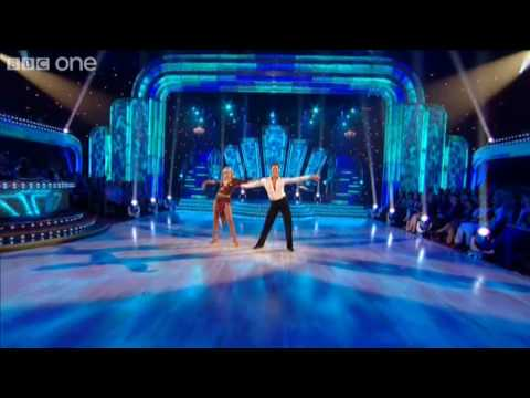 Strictly Come Dancing 2009 - S7 - Week 2 - Show 2 - Jo Wood - Rumba - BBC One