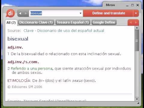Bisexual definicion