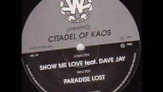 Citadel Of Kaos-Paradise Lost