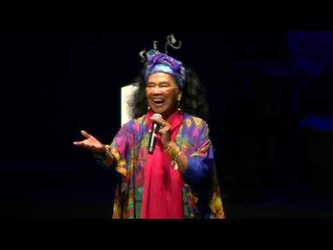 video palabras toto la momposina en premio la mar de la musica 2018