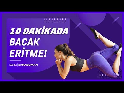 10 DAKİKADA İÇ & DIŞ BACAK ERİTME!
