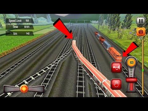 Euro Train Station 2018 [3D] (Bullet Train Accident) - train simulator game 2018
