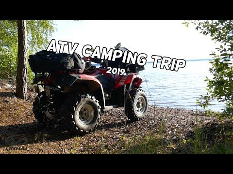 ATV Camping Trip 2019