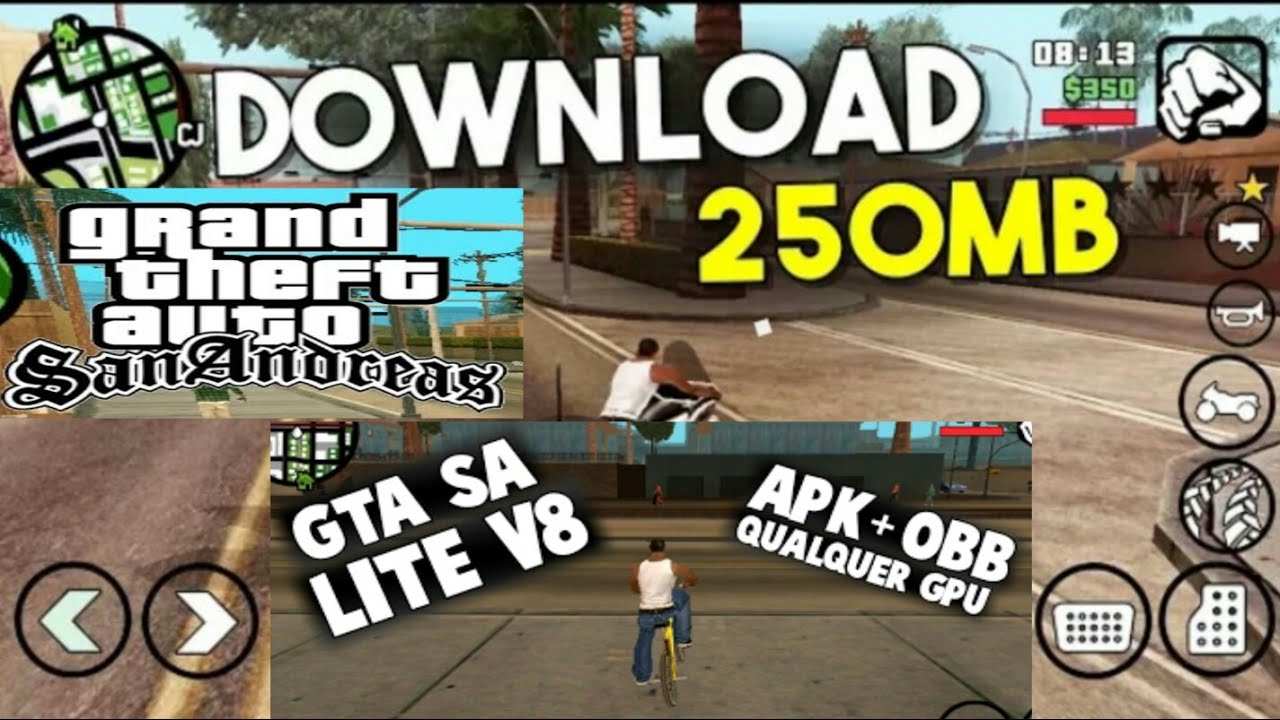 download gta san andreas for android 6.0