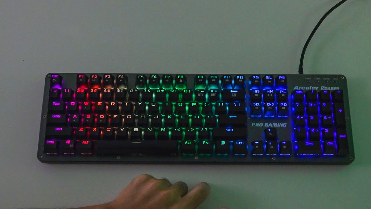 Keyboard Usb Gaming Rainbow Led Kbm01 Daftar Harga Termurah Predator Mt K9340 Semi Mechanical Arealer Roarer 104 Keys Rgb Blue Switches Backlit