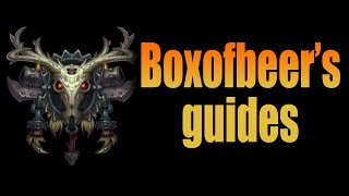 World of Warcraft Quest - Shoulder the Burden