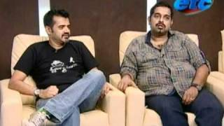 Komal Nahta with Shankar, Ehsaan & Loy_Part 2