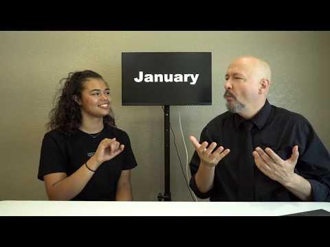 "ASL: ""Months"" (Areanna)"