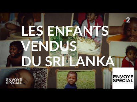 Envoyé spécial. Les enfants vendus du Sri Lanka - 23 mai 2019 (Franc e 2)
