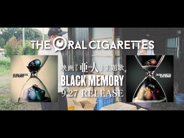THE ORAL CIGARETTES「BLACK MEMORY」CM #4