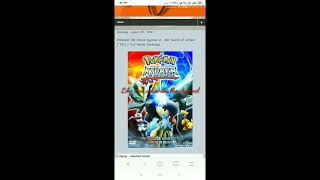 How to download Pokemon movie kyurem vs the sword of justice full movie