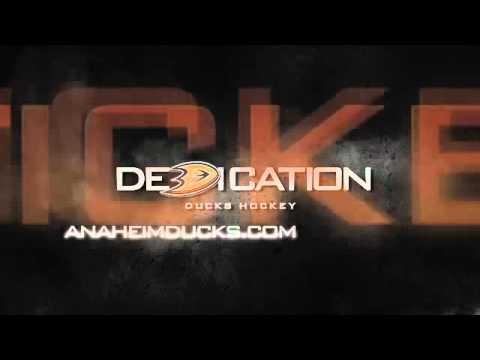 Anaheim Ducks Ryan Getzlaf Dedication Commercial