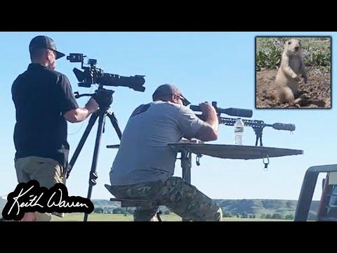 Behind-the-Scenes Of A Prairie Dog Shoot | VLOG